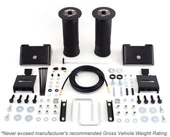Sleeve Standard Height Airbag Kit