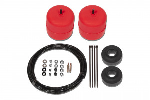 Red Super Low Airbag Kit