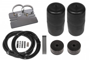 "Ultimate 2"" Raised 60psi Heavy Duty Airbag Kit - Coil Sprung Rear"