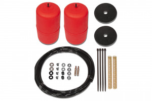 "Red  1"" Raised Airbag Kit - Non IFS"