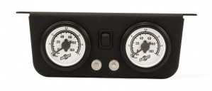 Twin Gauge Dual Path Compressor Kit