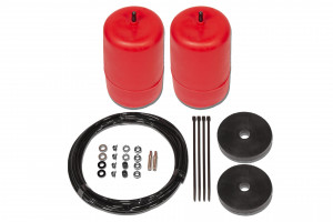 Red Standard Height Airbag Kit - SBV Coil Rear