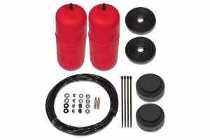 Red Lowered Height Airbag Kit