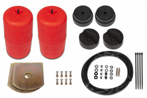 "Red 2"" Raised Airbag Kit"