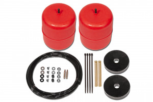 Red Standard Height Front Axle Airbag Kit